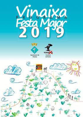 Festa Major de Vinaixa 2019